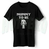 Mummy To be Maternity Halloween T Shirt