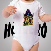 Ninja Turtles Star Wars Parody Cute Baby Onesies
