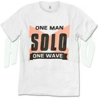 One Man Solo One Wave Urban T Shirt