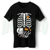 Pump Girl Thanksgiving Maternity Halloween T Shirt