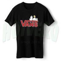 Snoopy Sleeping Urban T Shirt Style