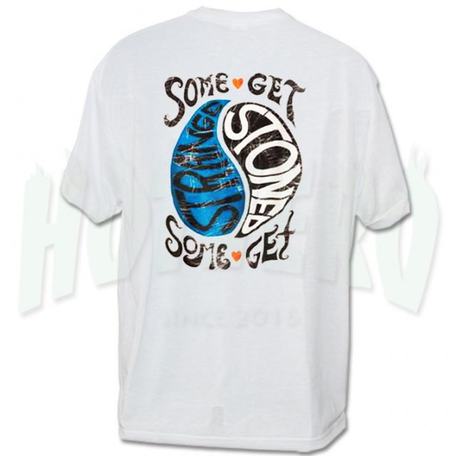 Some Get Strange Stoned Tee Shirt