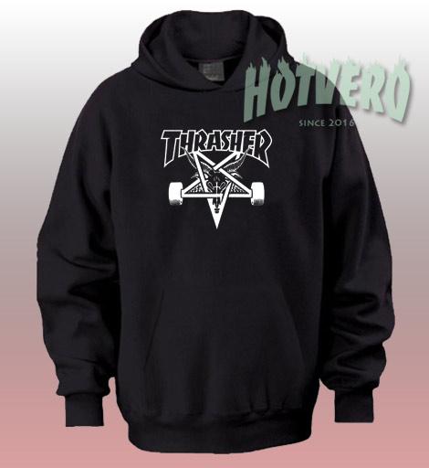 Thrasher Skategoat Unisex Custom Hoodie