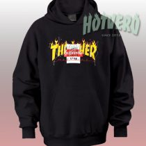 Thrasher Supreme Anti Social Club Hoodie Urban Fashion Collabs