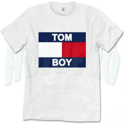 Tom Boy Urban T Shirt