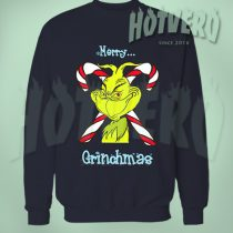 Cute Merry Grinchmas Christmas Ugly Sweater