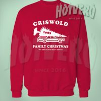 Griswold Family Christmas 1989 Ugly Sweater