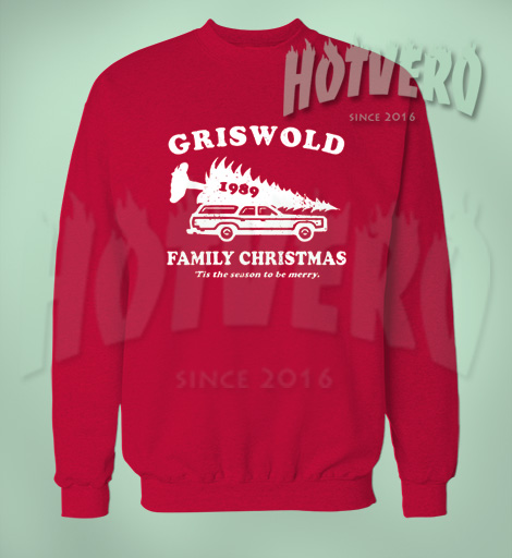 griswold family christmas 1989 ugly sweater - Griswold Ugly Christmas Sweater