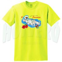 Vintage Jamaica Guidelines T Shirt