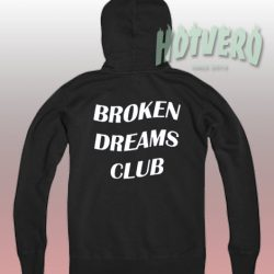 Broken Dream Club Girls Unisex Hoodie