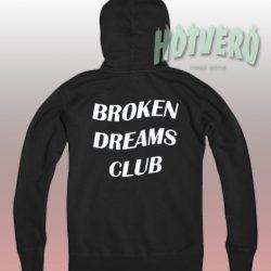 Broken Dream Club Girls Unisex Hoodie