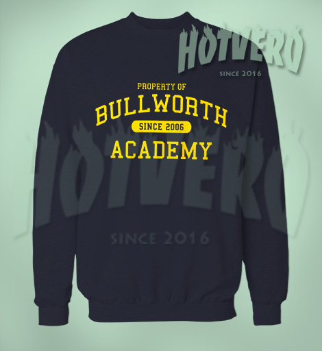 Property Of Bullworth Academy Unisex Sweater