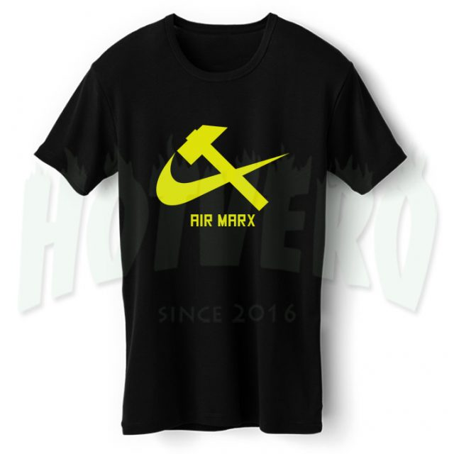 cheap air karl marx urban t shirt urban clothing