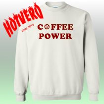 Cheap Coffee Power Vintage Sweatshirt