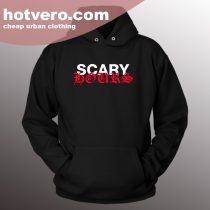 Cheap Drake Scary Hours Unisex Black Hoodie