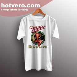 Cheap Miller Vintage Beer T Shirt
