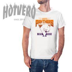 Black Panthers Wakanda Never Freeze Graphic T Shirt