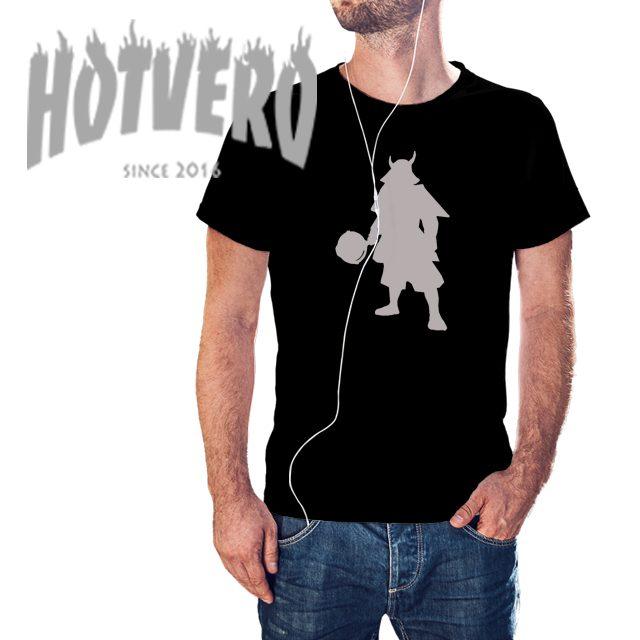 Japanese Player Unknown Battleground DMM T Shirt