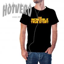 Logic Incredible True Story Cheap Movie T Shirt
