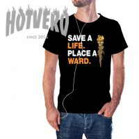 Save A Life Place A Ward Dota Gaming T Shirt