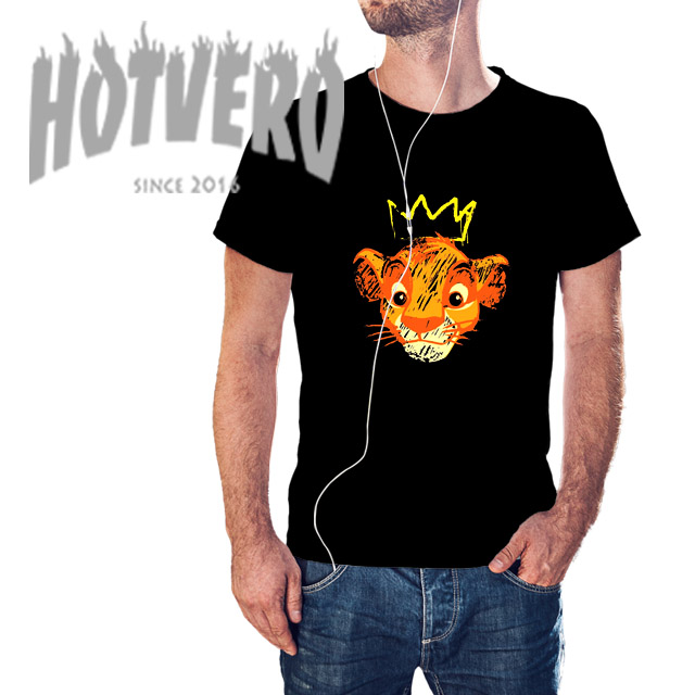 a91154f0 Baby Simba Lion King Broadway T Shirt By HotVero