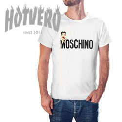 Betty Boop Moschino Inspired Classic T Shirt