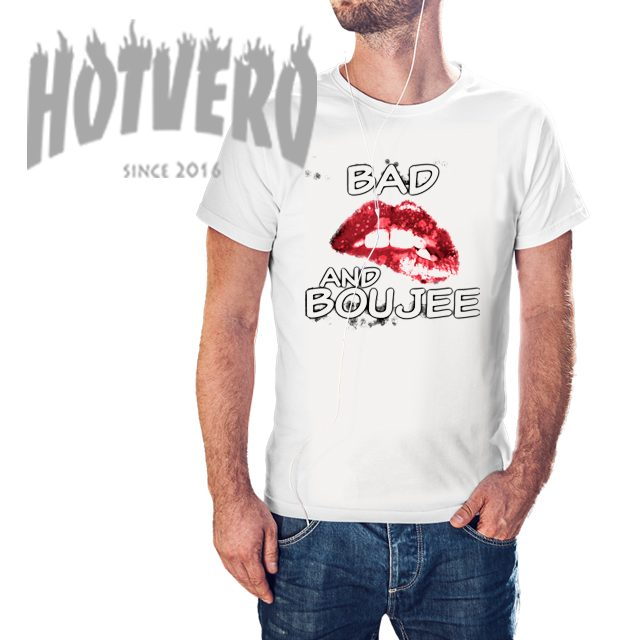Cheap Bad and Boujee Hip Hop T Shirt