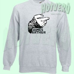 Cheap James Arthur Hand Unisex Sweatshirt