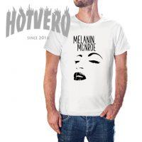 Cheap Melanin Monroe Parody T Shirt