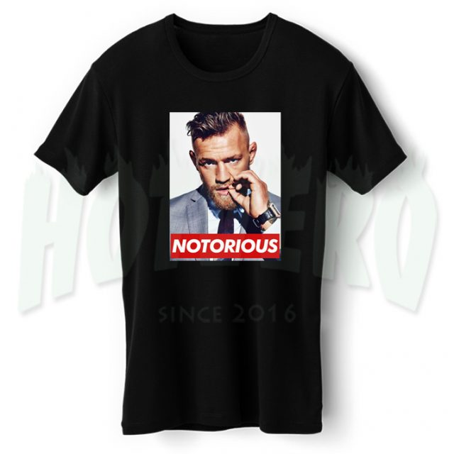 Cheap Notorious Conor Mcgregor Urban T Shirt