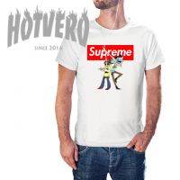Cheap Rick Morty Swag Supreme Urban T Shirt