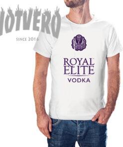 Cheap Royal Elite Vodka T Shirt