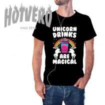 Cheap Unicorn Drink Are Magical Funny T Shirt
