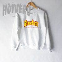 Get Buy Blacklives Matter Thrasher Style Unisex Sweatshirt