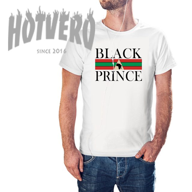Get Buy Melanin Black Prince T Shirt