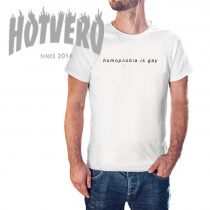 Homophobia is Gay LGBT Quote T Shirt