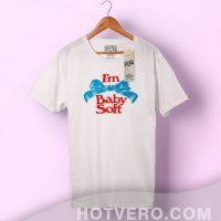I'm Baby Soft Cute Vintage T Shirt Retro Style