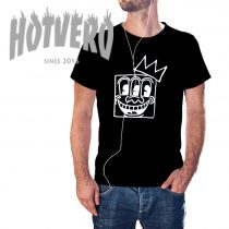Jean Michel Basquiat Crown Keith Haring T Shirt