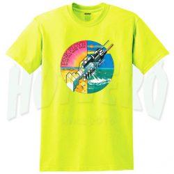 Pink Floyd Wish You Were Here Classic Rock T Shirt