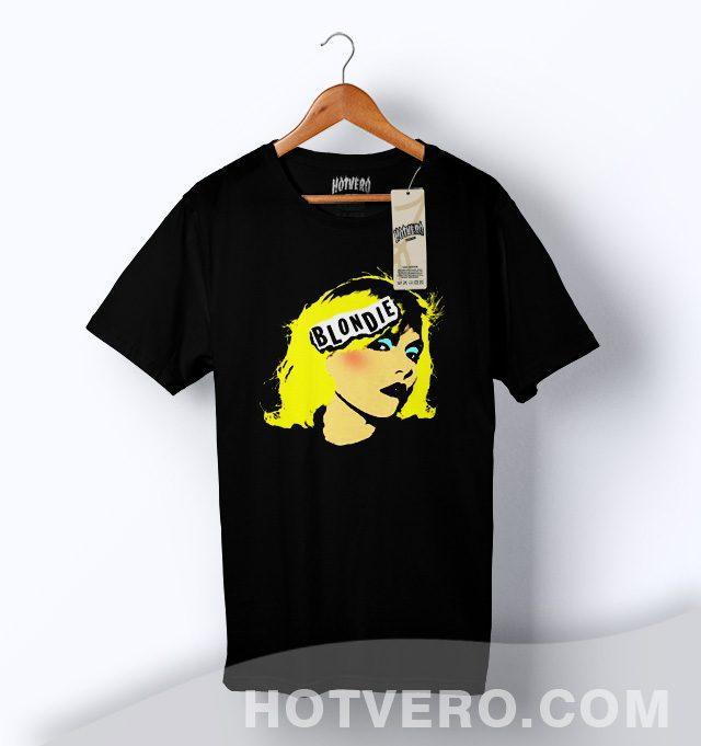 Blondie Debbie Harry Warhol Vintage T Shirt