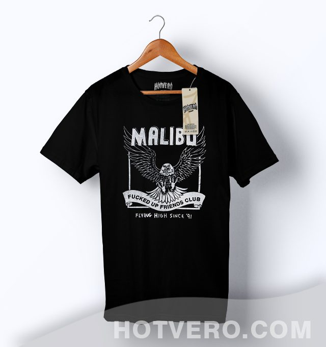 Cheap Malibu FUFC Flying High Graphic T Shirt