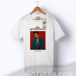 Cheap Novelist Zadie Smith The Gentlewoman T Shirt