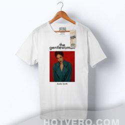 Cheap Novelist Zadie Smith The Gentlewoman T Shirt