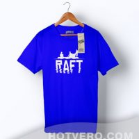 Cheap Raft Survival Gaming T Shirt