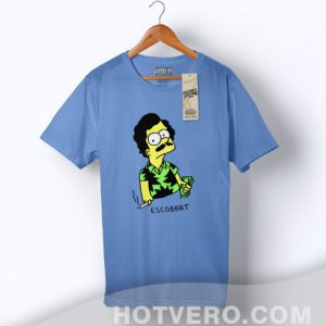 Escobart Bart Simpson Parody T Shirt
