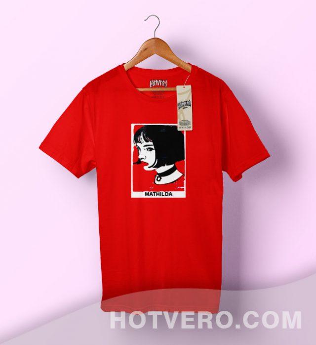 Mathilda Leon The Professional Vintage T Shirt
