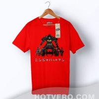 New Release Batman Ninja Japan Anime Movie T Shirt