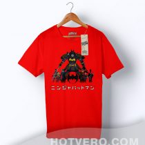 New Release Batman Ninja Japan Anime Movie T Shirt