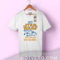 Star Wars 1977 Far Away Falcon Vintage T Shirt