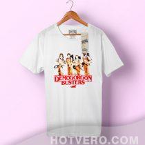 Stranger Things Demogorgon Busters Graphic T Shirt